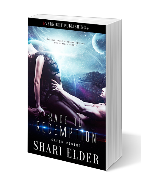 Race to Redemption (Green Rising Book #1)